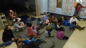 School class in Willowra